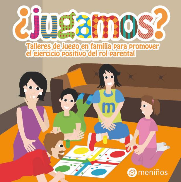 10 juegos familiares: para jugar dentro de casa