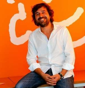 Rubén Lima. Foto de La Voz de La Galicia.