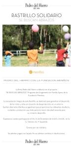 Invitacion rastrillo solidario PdH