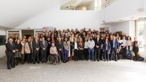 Foto de grupo - 50 entidades Más Social - Fundación Barrié 18.0315